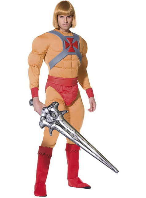 He-Man Maskeraddräkt