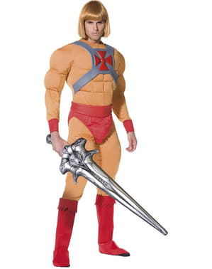 He-man-asu aikuisille