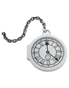 Relógio de bolso branco de EVA