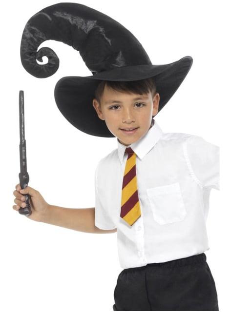 Kit de mago hechicero infantil
