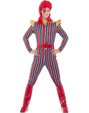 Space star costume for men