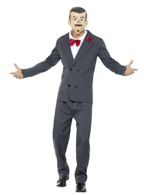 Disfraz de Slappy Pesadillas para hombre