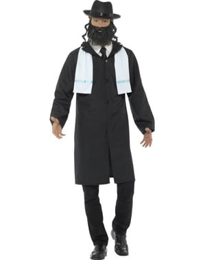 Kostium Rabin dla mężczyzn