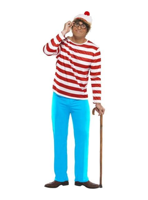 Willy Kostyme Voksen