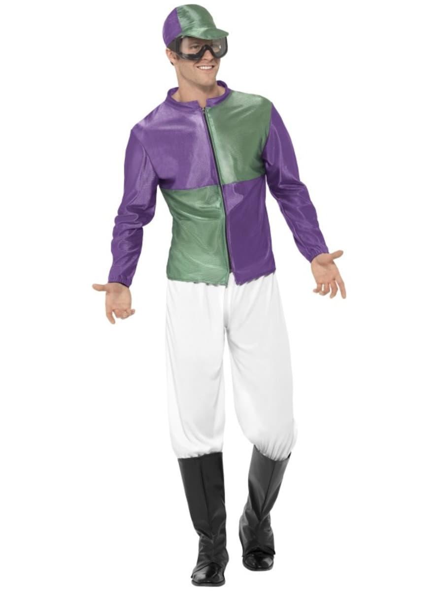 how to make a jockey costume
