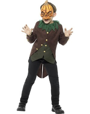 Jack-O κοστούμι εφιάλτης για παιδιά