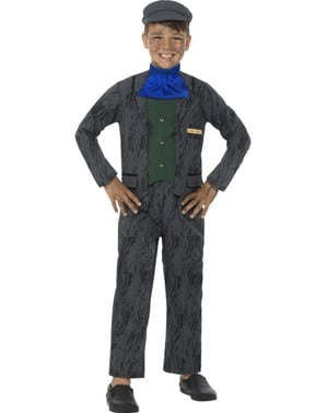 Horrible Histories Miners costume for Kids