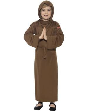 Disfarce de monge para menino - Horrible Histories