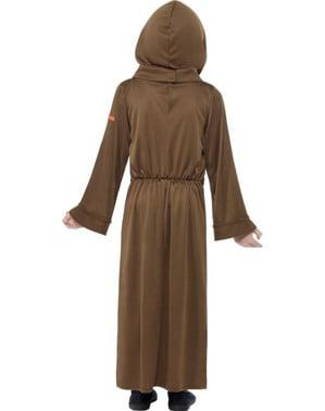 Mönch Kostüm für Jungen - Horrible Histories