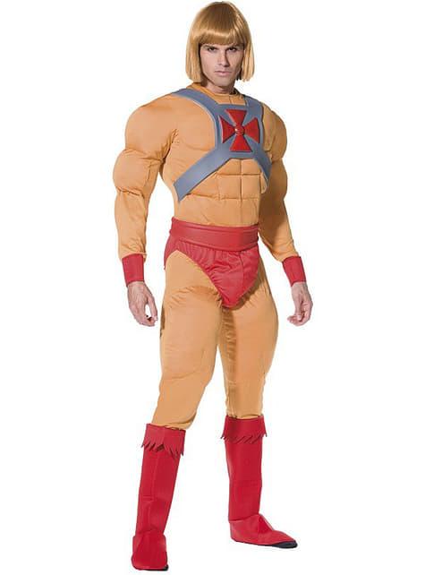 He-Man felnőtt jelmez