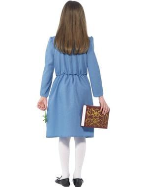 Disfraz de Matilda Roald Dahl para niña