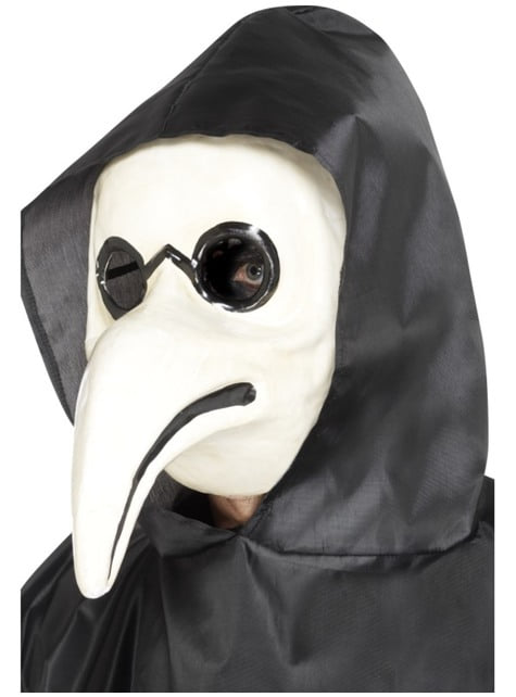 Plague doctor mask for adults