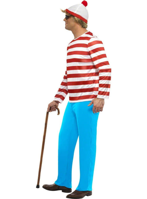 Wally Adult Costume