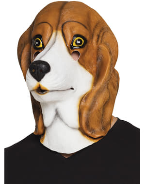 Beagle mask for adults