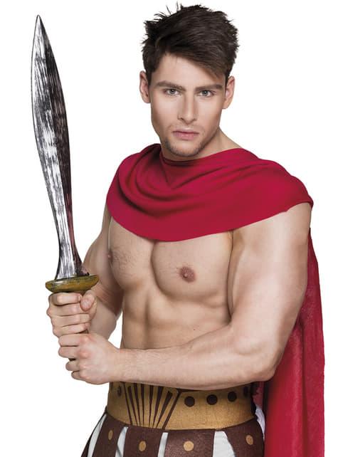Miecz spartański wojownik