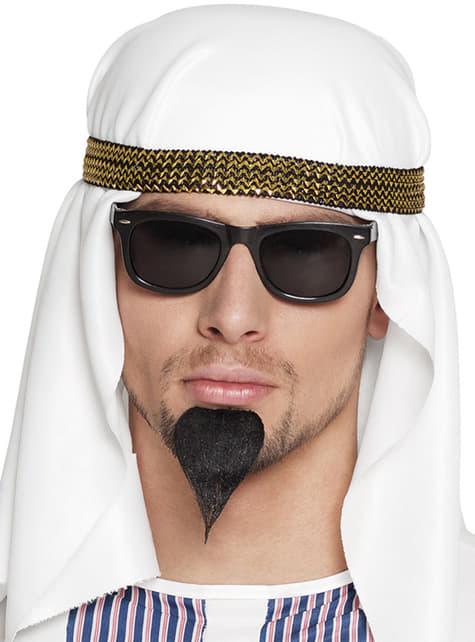 Pera de Sheikh árabe para homem