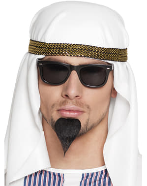 Erkekler için Arap Şeyh Keçi Sakalı