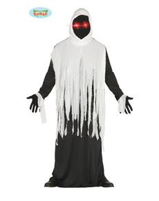 Disfraz de muerte hecha trizas para adulto