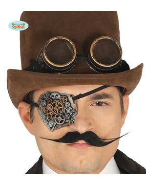 Yetişkinler için Steampunk gözlükleri