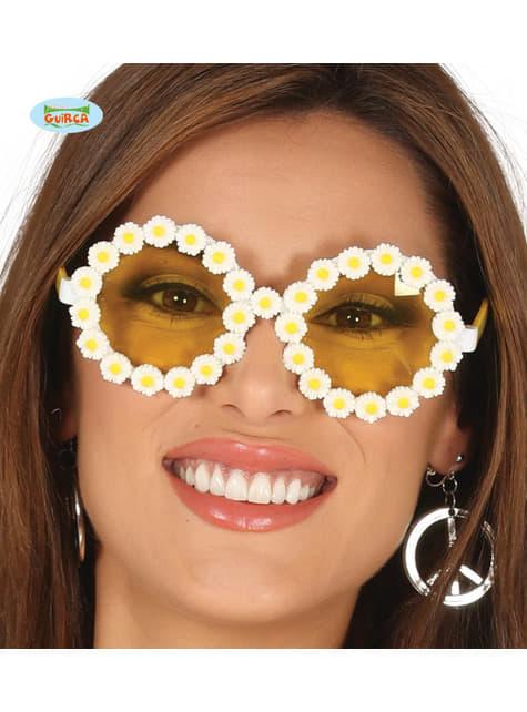 Hippy daisy gelas untuk wanita