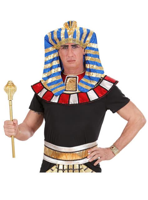 Фараонът на скиптъра