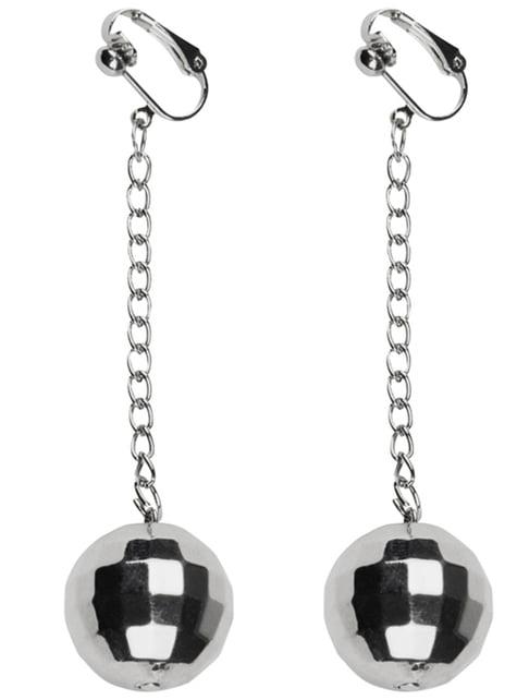 Σκουλαρίκια μπάλας Disco
