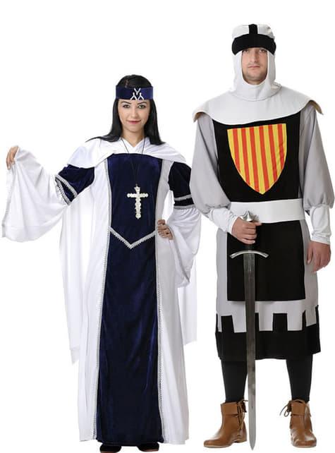Costum Maria de Molina