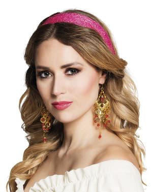 Ohrringe Zigeuner für Frauen