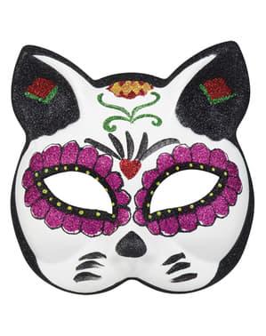 Дамска маска на котка Катрина