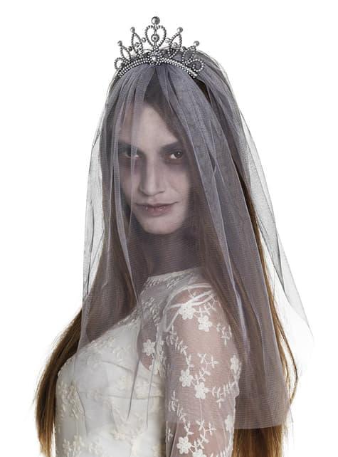 Kit de novia zombie para mujer