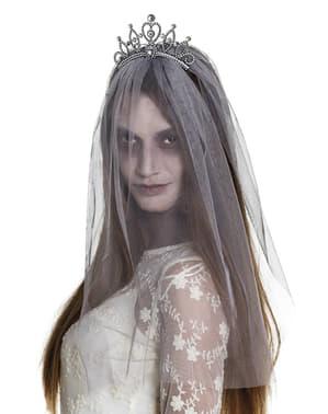 Kit de noiva zombie para mulher