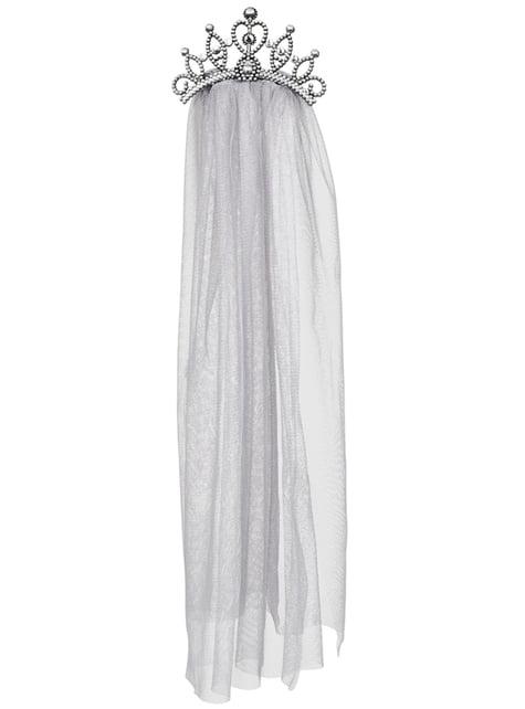 Kit de novia zombie para mujer - para tu disfraz