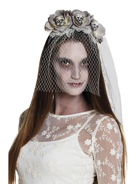 Corpse Bride Headband For Women The Coolest Funidelia