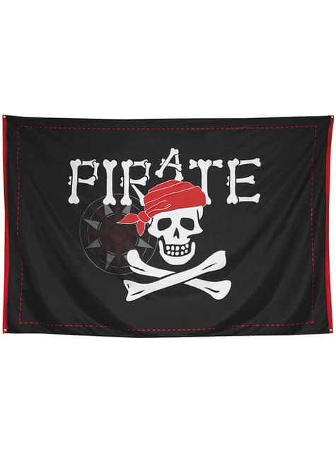 Bandeira pirata XXL