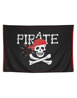 Flagga pirat XXL