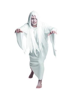 Cemetery ghost costume for men