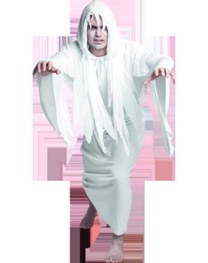 Costum fantoma de la cimitir pentru bărbat