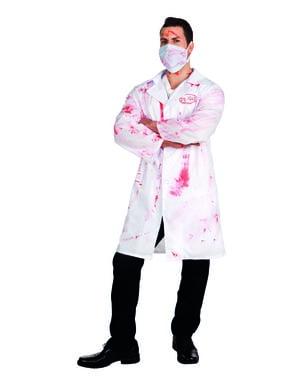 Mörder-Arzt Kostüm
