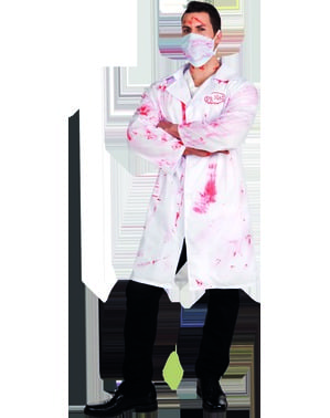 Sadistisch dokterskostuum