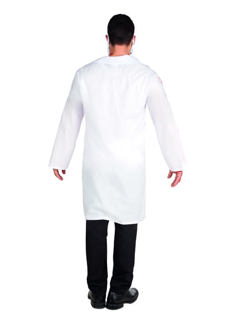 Disfraz de doctor sádico para hombre - Halloween