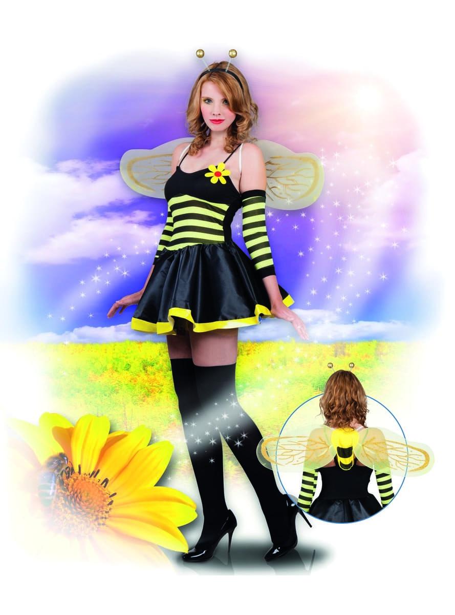 d guisement abeille sexy femme funidelia. Black Bedroom Furniture Sets. Home Design Ideas