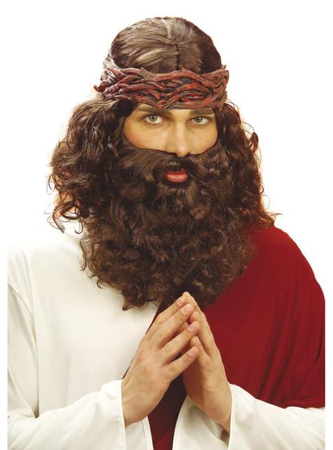 Propheten Set mit Perücke und Bart