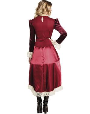 Fato de Senhorita Steampunk para mulher