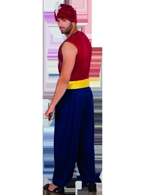 Costume da arabo per uomo