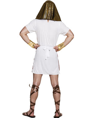Desert pharaoh costume for men