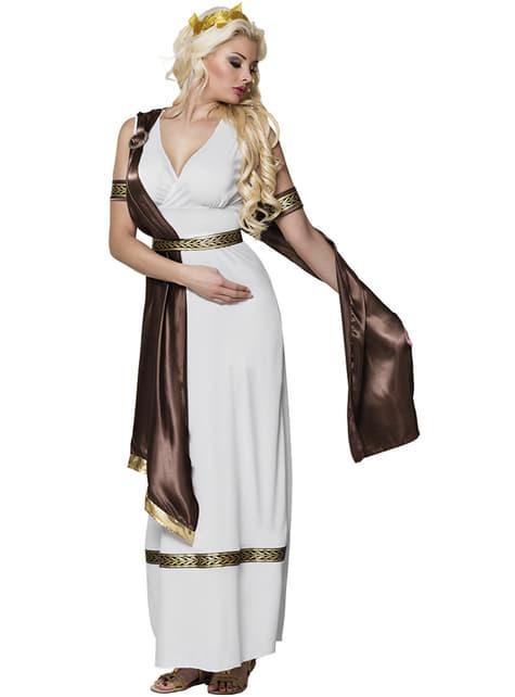 Επιβολή ελληνικής κοστούμι θεάς για τις γυναίκες