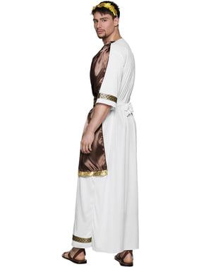 Griekse god kostuum parmant voor mannen