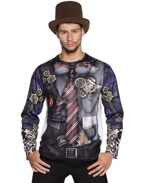 Shirt Mr. Steampunk für Männer