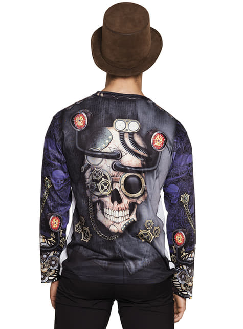 Mr Steampunk t-Shirt for men