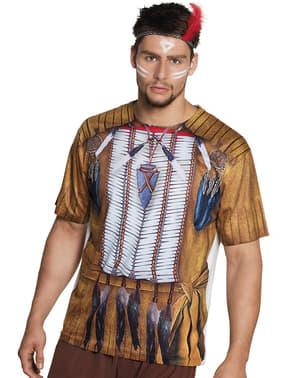 Camiseta de indio para hombre